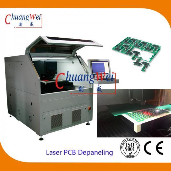laser pcb depaneling machine