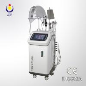 China oxygen jet IHG882A facial oxygen mask beauty equipment (Factory Price) on sale