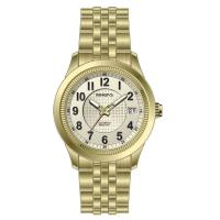 China 2 layer dial 43.0mm round case stainless steel wrist watch for men  with special function wholesale