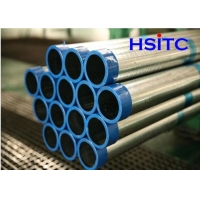 Buy cheap A53 Astm 20 Foot 2 Inch Galvanized Pipe Zinc Coated from wholesalers