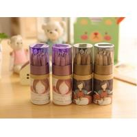 China Personalized Colored Pencils Crayon Custom Crayon Colors on sale