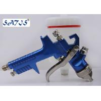 China 827 HVLP Spray Guns For Repairing Auto Car Protection Furniture Painting Blue Gun Body wholesale