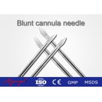 China Professional SUS304 / SS130M Stainless Steel Syringe Needle Insulin Needle Disposal on sale