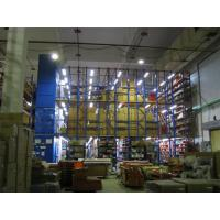 Wholesale Warehouse storage longspan shelving Rack Supported Mezzanine heavy duty from china suppliers