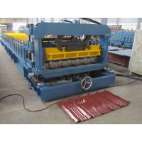 Wholesale Professional Automatic Cutting Metal Roll Forming Machines For Garden Roof from china suppliers