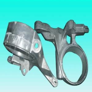 China Shot Blasting Rear Aluminum Bracket For GM Motor Automotive Transmission Components wholesale