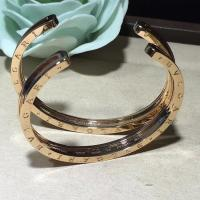 China BVLGARI  brand  jewelry BVLGARI bracelet in 18 kt pink gold  Also available in white and yellow gold wholesale