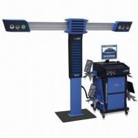 China 3D Wheel Aligner with Golden Eye Drive-in Location System wholesale
