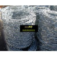 China China supplier,Made In China, Barbed wire, Single Twist Barbed Wire fence on sale