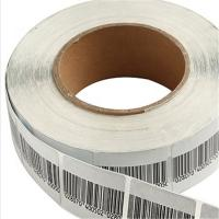 China Recycle Anti Shoplifting 8.2 Mhz Security Labels For Department Store / EAS RF Tag wholesale