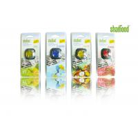 China Decorative Mini  8ML Liquid Car Air Freshener Refresh Car Air Freshener Jasmine / Lemon wholesale