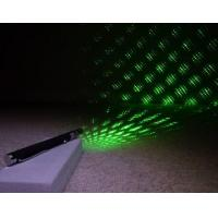 China 5mW-200mW 5 Caps Green Laser Pointer+Starriness on sale
