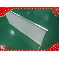 China 595x290x21mm high temperature resistance Nylon metal mesh  pleated panel pre-filter wholesale