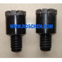 China Navi Impregnated Diamond Core Drill Bits To Penetrate Bore Hole For Flushing Drilling on sale