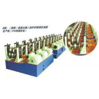 China Steel Furring Channel Stud And Track Roll Forming Machine Double Production Line Embossing on sale