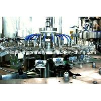 China 3 in 1 Liquid Water Filling Machine (rinser filler capper) Cgfa Series wholesale