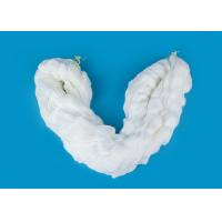 Buy cheap New Product Staple Fiber Bright / Semi Dull 100 Percent Spun Polyester Yarn 42s from wholesalers