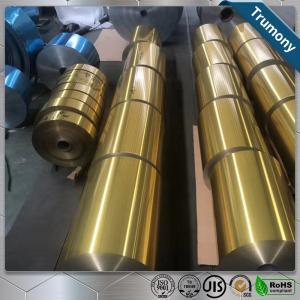 China Epoxy Coating Aluminium Sheet Roll For Air Conditioner Marine Engineering wholesale