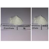 China Positive Legal Cutting Steroids , Methenolone Enanthate No Side Effect wholesale