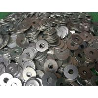 China High Precision DIN Steel Flat Washers For Machine Accessories , Electronic Appliances wholesale
