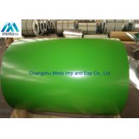 China Color Coated Aluminium Coil Prepainted Galvalume Steel Coil ASTM A755M wholesale