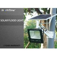 China 70Ra 24000lm Solar LED Garden Lights 100 Watt With 2 Year Warranty wholesale