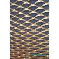 China Decorative Aluminum Expanded Metal Mesh Used for Building Facade wholesale