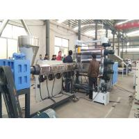 Quality CE ISO9001 WPC Foam Board Machine , PVC Foam Board Production Line For Furniture for sale