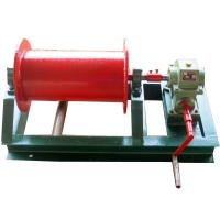 China Industrial Electric Wire Rope Winch Machine For Factory / Workshop / Port on sale