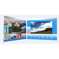 China promotional opening veremonies lcd video card with Magnetic switch customized style wholesale