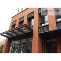 China Composite Terracotta Ventilated Facade Materials For Building Façade Systems wholesale
