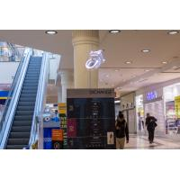 China  Hologram Player 3D Holographic LED Fan Advertising Player For Shopping Mall wholesale