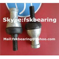 China Carbon Steel Straight Ball Joint Bearings SQZ6-RS / SQZ8-RS with Ball Stud wholesale