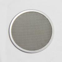 China Metal Porous Wire Mesh Filter Disc Corrosion Resistant Customization Support wholesale