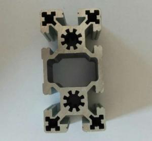 China GB/T6892-2000 Industrial Aluminium Industrialpowder Spray Coated Profile For Radiators wholesale