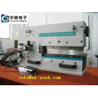 China Lowest Cut Stress PCB Depaneling Machine For Alum Thick Board wholesale