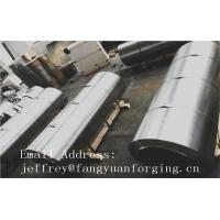 China ASME P91 Forged Pipe / Cylinder Forged Steel Rings Machined According To The Drawings wholesale
