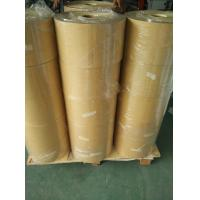 China Hotsale Kraft brown paper bag packaging material jumbo roll sheets 45-180GSM wholesale
