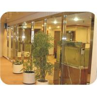 China Building Curtain Wall Fire Resistant Glass, 12mm / 19mm Fire Rated Laminated Glass wholesale