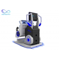 China Motion Chair Interactive 9D Cinema Virtual Reality Simulator 360 Degree wholesale