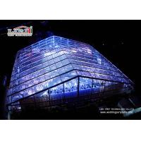 China 2000 Capacity Transparent Outdoor Party Concert Tents from China Liri Tent wholesale