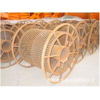 Cable heating reels and drums