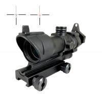 China High Magnification 4x Power Tactical AR Scopes With Illuminated Reticle wholesale
