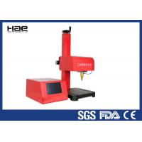 China HAE - PU170 Pneumatic Dot Peen Marking Machine For Stainless Steel Parts wholesale