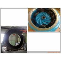 China Professional Metal Components Mining Slurry Pump Mud Pump Liner Easy Install wholesale
