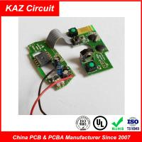 Buy cheap 2-6 Layers ENIG / HASL PCB Design For Customer Requirements ODM Service from wholesalers