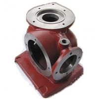 China Casting iron flow pump casing supplier wholesale