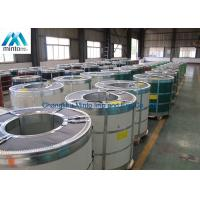 China Roofing Metal Pre Painted Steel Coil ASTM A653M-04 JIS G3302 DIN EN10143 on sale