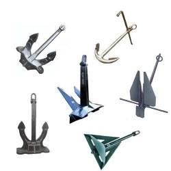 Quality Marine SPEK anchor, SPEK stockless anchor, marine anchor, HHP anchor for sale