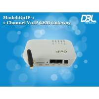 Buy cheap SIP And H323 SIM Card Gateway With Internal Antenna Fixed Wireless from wholesalers